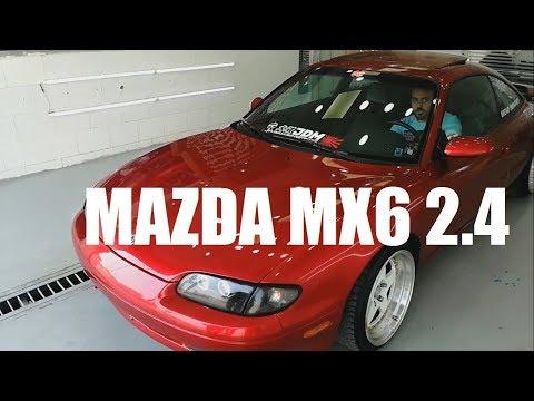 الوحيدة في مصر و شرح للسيارة mazda mx6