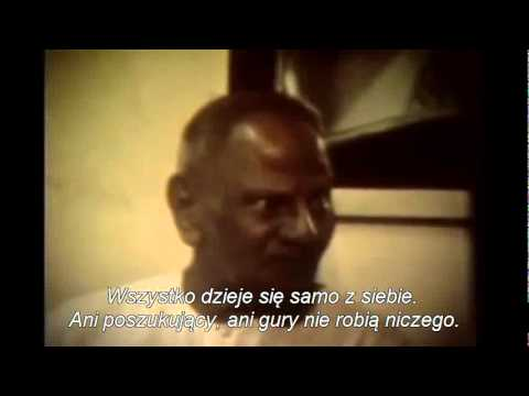 "Nisargadatta Maharaj – I am only the ""Self"""