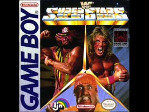 wwf superstars game boy review
