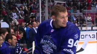 Niesamowity gol rosyjskiego hokeisty – Kung Fu Hokej