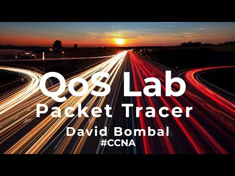 Cisco CCNA Packet Tracer Ultimate Labs: Quality Of Service (QoS) Lab. Answers Part 1