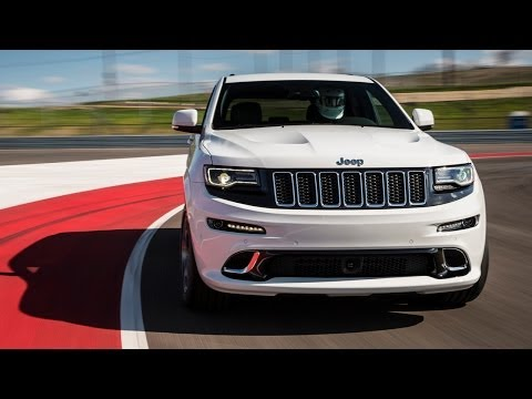 2014 Jeep Grand Cherokee SRT Track Test at Circuit of the Americas