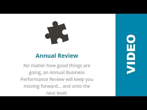 Video: Annual Review