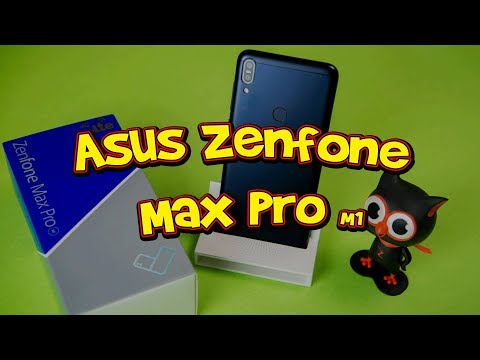 Asus Zenfone Max Pro - Unboxing and First Impressions - in Tamil