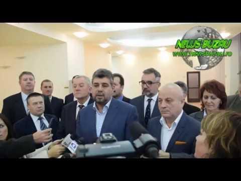 Depunere candidaturi parlamentare - PSD 2016