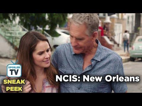 """NCIS: New Orleans 5x02 Sneak Peek 1 """"Inside Out"""""""