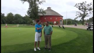 RHS Girls Golf Coach Chad Thomas Interview