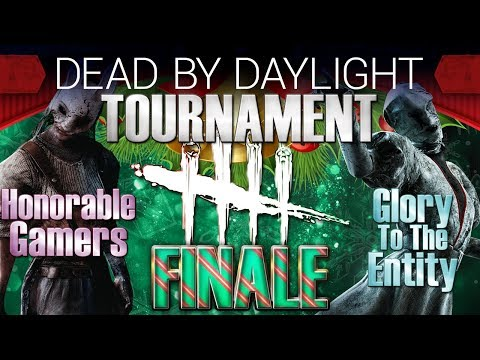 Festive by Daylight #7 Finals - Honorable Gamers vs Glory to the Entity (видео)