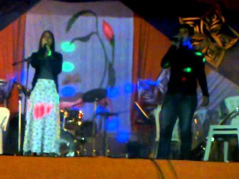 Fernanda e Aleff - FEMUART - Calçado-pe 2012