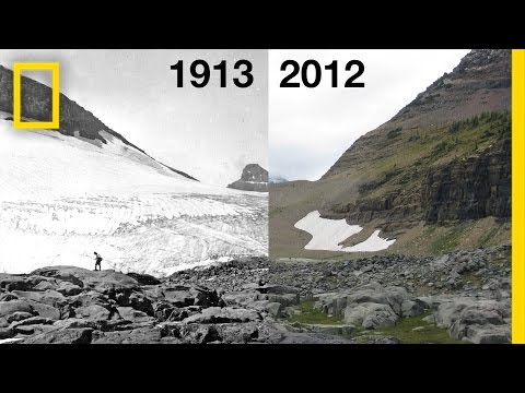 Photo Evidence: Glacier National Park Is Melting Away | National Geographic