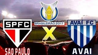 Assista os Melhores momentos e gols do jogo São Paulo 2 x 0 Avai (22/05/2017) Campeonato Brasileiro 2017 - 2° Rodada Gols...