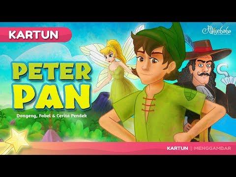 Peter Pan   Kartun Anak - Dongeng Bahasa Indonesia