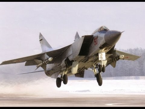 MIG-31 Foxhound – Flight to the unknown – Russian Aircraft