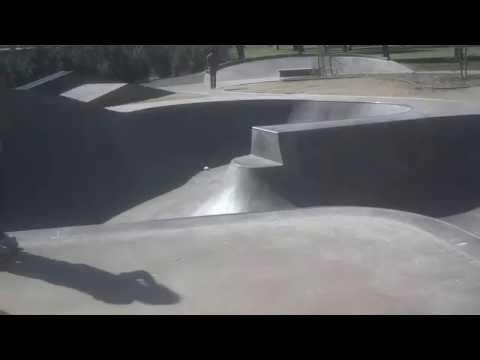 Skatepark Tours: Hansen Dam (Lakeview Terrace, CA)
