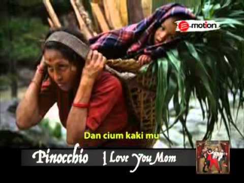 Pinocchio - I love you mom.flv