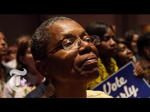 North - The tactics being employed by Democrats in North Carolina as the black turnout there could decide which party controls the Senate. Produced by: Carrie Halperin Read the story here: http://nyti.ms...