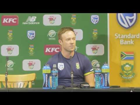 AB to skip England, Bangladesh tests (видео)