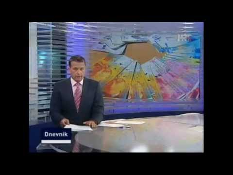 Dnevnik 1, HRT, 25.8.2014.