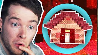I Have a SECRET HOUSE in Minecraft Hardcore..