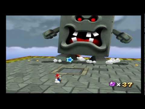 Super Mario Galaxy 2 - Throwback Galaxy (Whomp's Fortress)