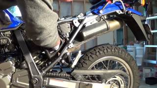 6. Suzuki DR650 Air Filter Cleaning