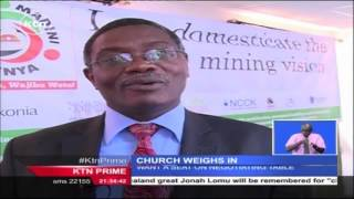 Clergy Accuse Mining Firms Of Sidelining Locals In Their Pursuit Of Prospects For Minerals
