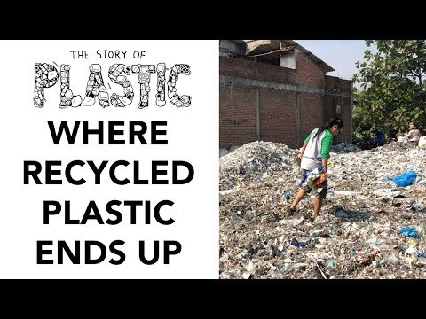 Where Your Recycled Plastic Ends Up