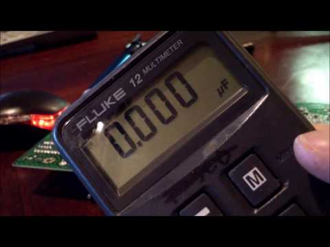 desoldering - HOW TO SOLDER & UNSOLDER Apply Soldering video Tutorial Guide BAD TV CAPS REVIEW desolder soldering tv parts components swollen buldged bubbled capacitors in...