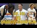 Bol Bol vs Shadow Mountain! 7'3 GIANT vs BEST Defensive Team in the Nation