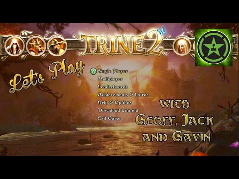 Let's - Join Geoff, Jack, and Gavin as they play Trine 2. RT Store: http://roosterteeth.com/store/ Rooster Teeth: http://roosterteeth.com/ Achievement Hunter: http://achievementhunter.com Subscribe...