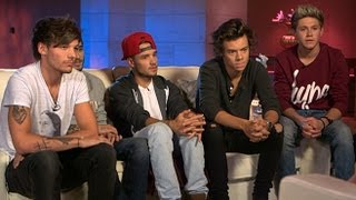 One Direction on Life as the New Teen Idols