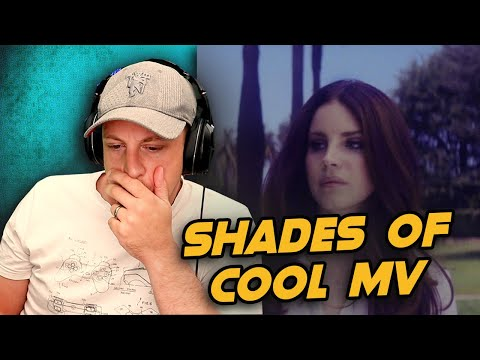 Lana Del Rey - SHADES OF COOL - MUSIC VIDEO REACTION!!!