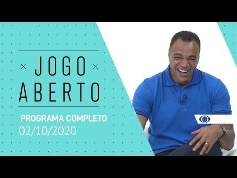 JOGO ABERTO - 02/10/2020 - PROGRAMA COMPLETO