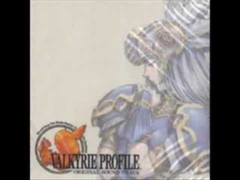 Valkyrie Profile OST Disc 2 - 12 Recurrent Shudders