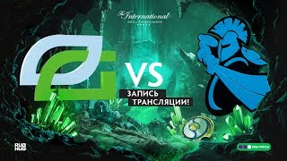 Optic vs Newbee, The International 2018, Group stage, game 2