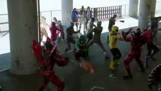 Nonton Kamen Rider X Super Sentai Super Hero Taisen Trailer Film Subtitle Indonesia Streaming Movie Download