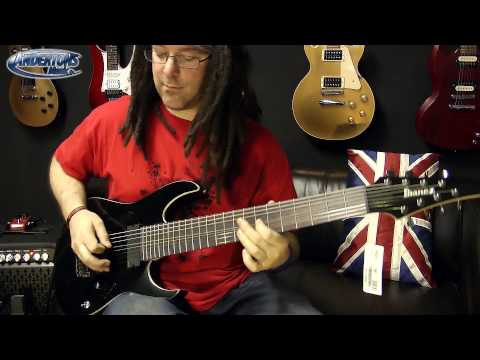 ibanez - Chappers & the Captain get their hands on the new Ibanez Iron Label range of Electric Guitars. We demo the 6, 7 & 8 String models & enter new territory for t...