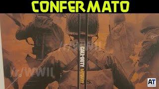 TUTTO CONFERMATO - CALL OF DUTY WWII (WW2) ITA