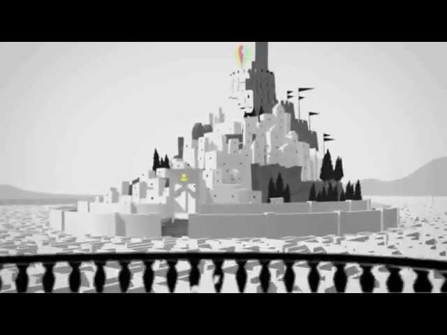 The Unfinished Swan PS4™/PS Vita プロモーショントレーラー