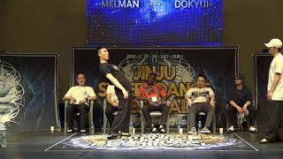 Melman vs Dokyun – 2019 JINJU SDF POPPING SIDE TOP8