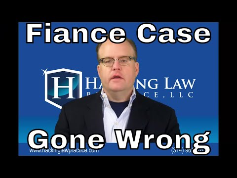 Learn how a fiancé visa case can go wrong if you don't use a