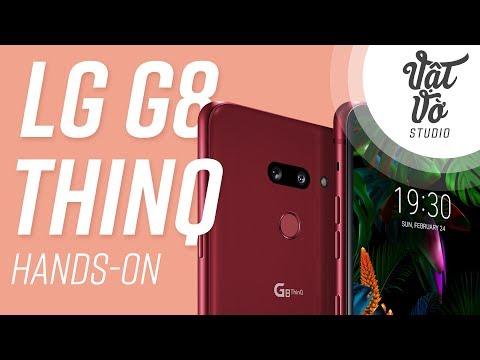 """Trên tay đánh giá nhanh LG G8 ThinQ: điện thoại """"làm màu"""" - Thời lượng: 2 phút, 48 giây."""