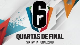 Video [QUARTAS DE FINAL] Six Invitational 2018 | Playoffs | AO VIVO - Rainbow Six Siege MP3, 3GP, MP4, WEBM, AVI, FLV Februari 2018
