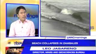 Candelaria (Zambales) Philippines  city pictures gallery : What caused Candelaria, Zambales beach collapse?