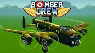Bomber Crew | WW2 Bomber Management Game | Raiding An Airfield! | Bomber Crew Gameplay Part 1
