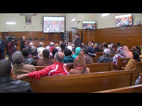 """أحداث مخيم """"اكديم إزيك""""… المحكمة استمعت إلى غاية أمس الثلاثاء إلى 15 متهما"""