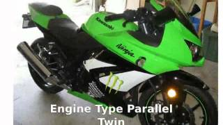 6. 2009 Kawasaki Ninja 250R -  Dealers Engine