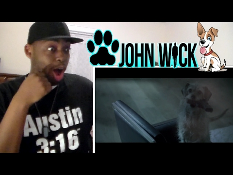 Dog Wick REACTION!!!