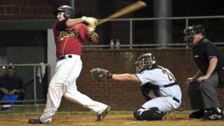 Baseball Montage - Rockbridge Rapids vs. Covington Lumberjacks at Cap'n Dick Smith Field
