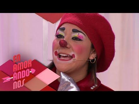 Videos de amor - Los chistes de Fabricio no pudieron convencer a 'Popotitos'  Enamorándonos